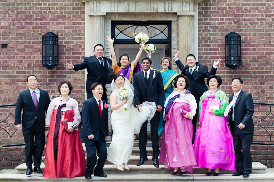 Asian, Korean, Indian, Spring, Newton White Mansion, Prince George's County, Maryland, MD, Wedding