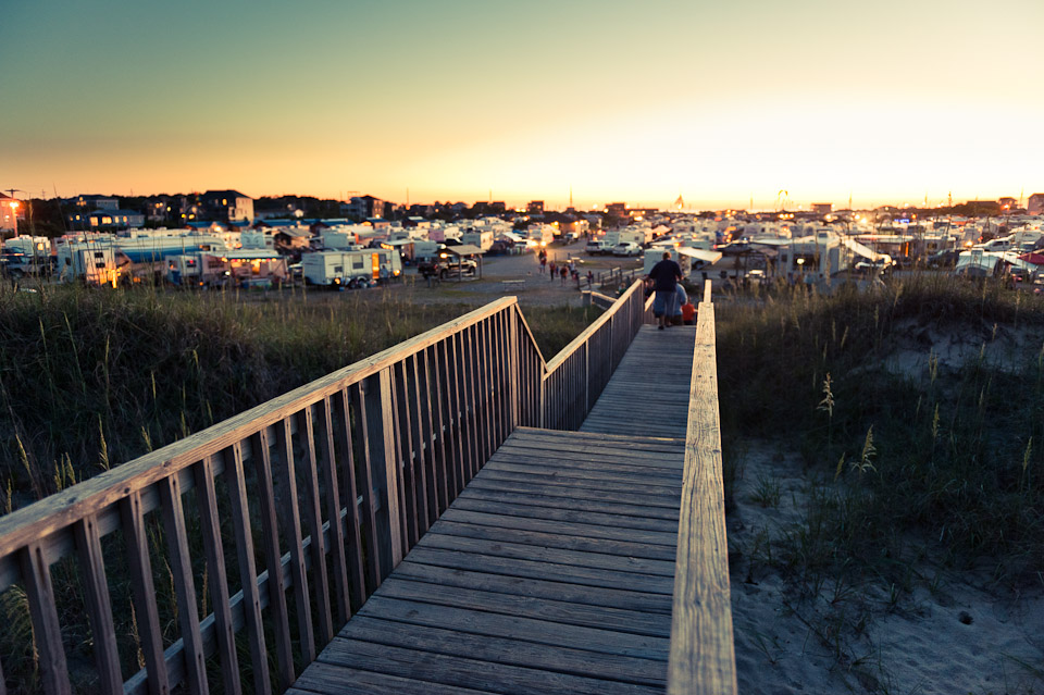 Outer Banks Camping Mick Lerlop Photography
