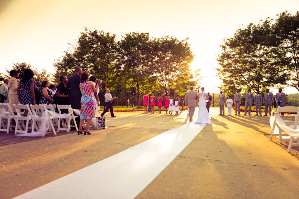 wedding, summer, maryland, md, pg county, ballroom, afican american