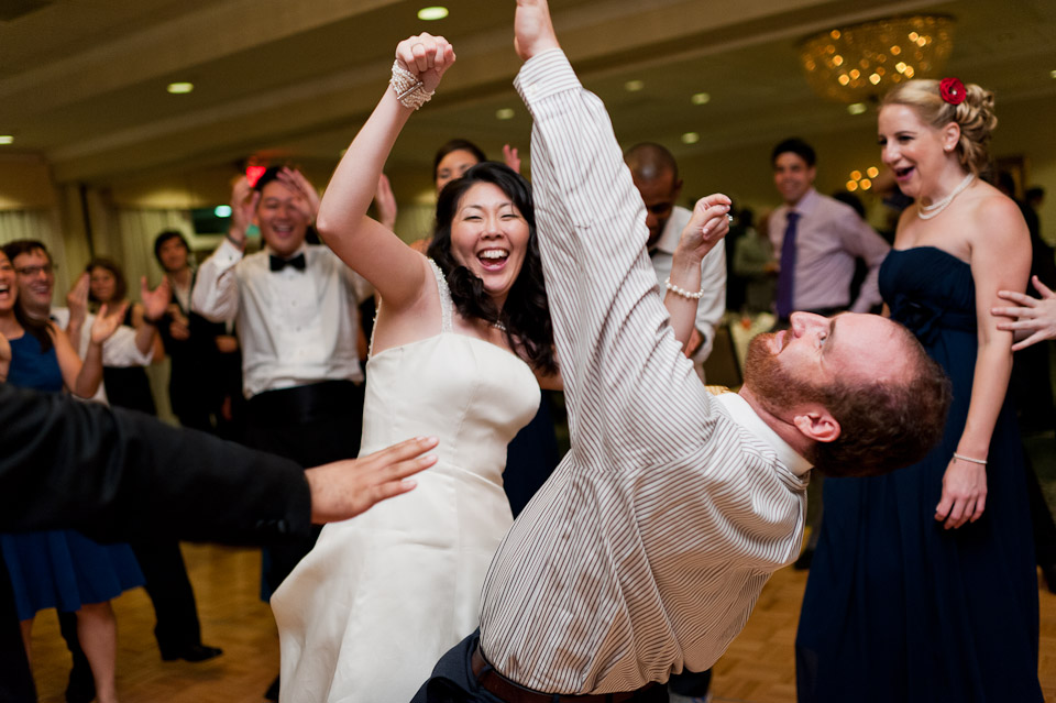 Asian, Korean, Jewish, Fairfax, Virginia, Wedding, Fall, International Country Club
